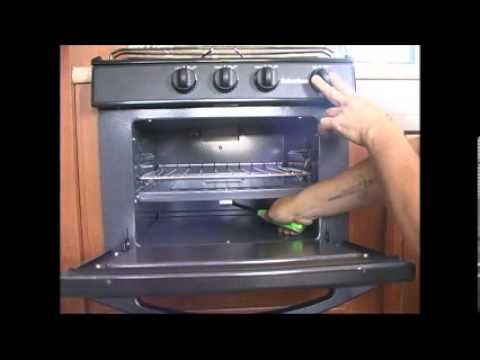 7. How to light a RV stove and oven.