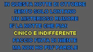 Karaoke - Lucio Dalla - Apriti Cuore(cori).flv