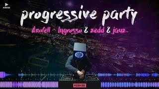 (클럽음악, EDM 디제잉) Axwell^Ingrosso & Progressive & Bass house 프로그레시브파티  (모쉬댄스뮤직 Moshee Dance Music)