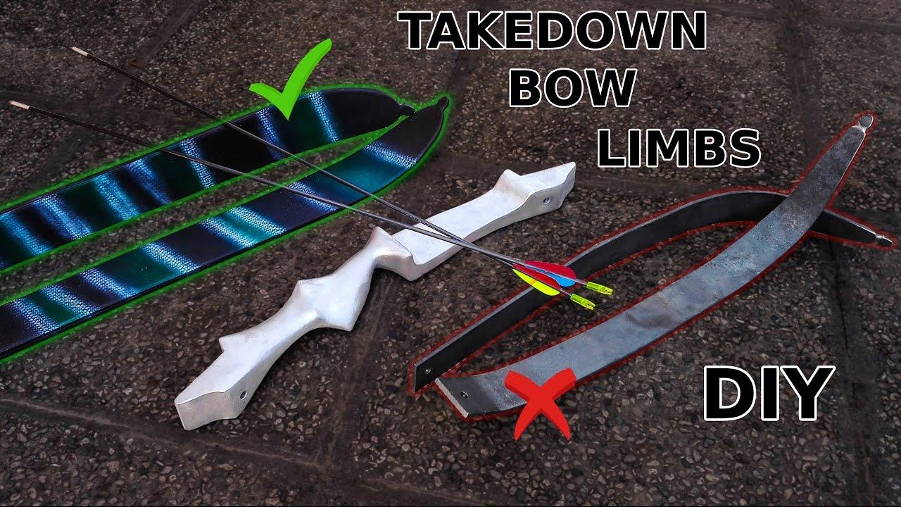 Recurve Crossbow Limbs: Armex Lynx Recurve Crossbow Rifle