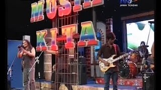 BOOMERANG AURORA - COVERED BY THE ROCKET LIVE AT TVRI