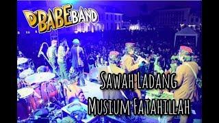 D'Babe Band - SAWAH LADANG Pefom di Musium Fatahillah Jakarta