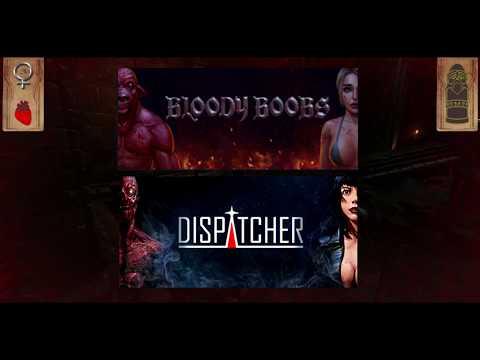 САМАЯ ПОШЛАЯ ИГРА - Bloody Boobs (18+) Обзор игры