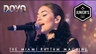Junior's Band - The Miami Rhythm Machine - Best Live Band Miami Palm Beach EPK 2020
