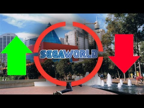 How Sega World Entered The Red Ring Of Death