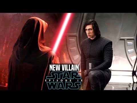 Star Wars Episode 9 Villain Real Name Leaked! & More (Star Wars News)