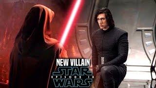 Star Wars Episode 9 Villain Real Name Leaked! & More (Star Wars News)
