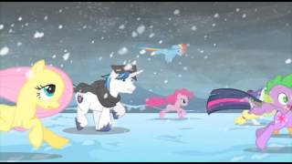 My Little Pony Friendship Is Magic: Adventures In The Crystal Empire DVD - Clip #2