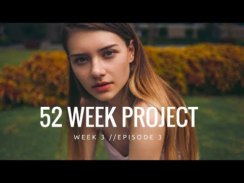 52 WEEK FASHION PHOTO PROJECT // Fashion Photography Series // WEEK 3 EPISODE 3