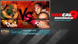 NCR9: Filipino Champ vs Daigo Umehara MCZ Concept Match - http://ww...