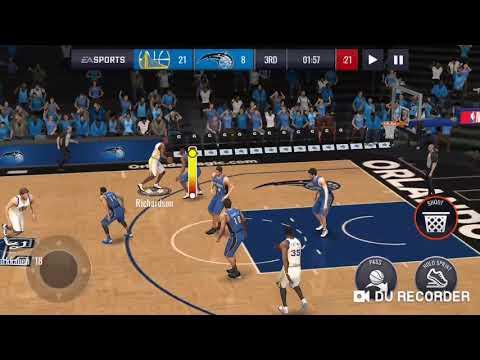 NBA MOBILE //GOLDEN STATE W VS ORLANDO MAGIC
