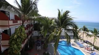 Hotel El Pescador en Puerto Vallarta, Mexico.