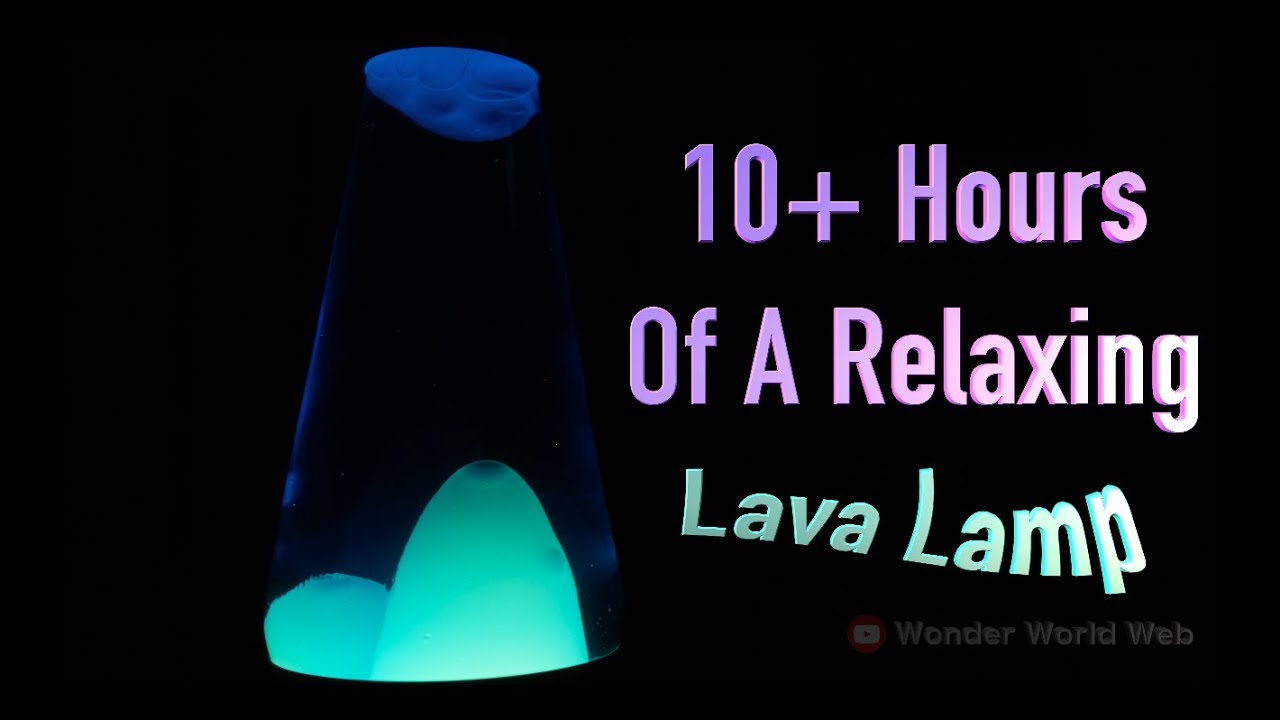 Lava Lamp Screen Saver to fall asleep too  Satisfying ...