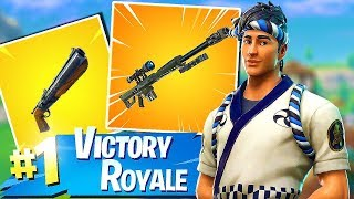 Fortnite-NEW WEAPON & NEW SKINS TOMORROW?! LEGENDARY SNIPER COMING SOON! -Soils & Squads