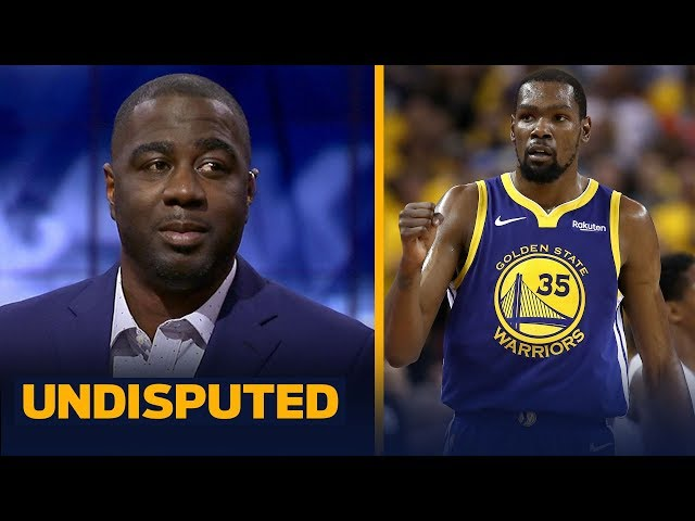 'I like the Knicks chances' of signing Kevin Durant in free agency — Chris Haynes | NBA | UNDISPUTED