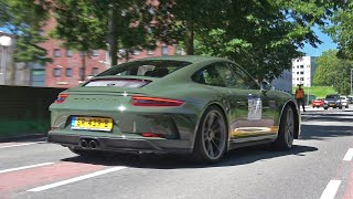 Porsche 991 GT3 MKII Touring with Sharkwerks Exhaust System! Revs & Lovely Sounds!