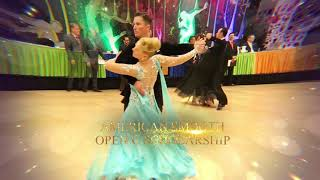 Ruslan Meshkov & LInda Gill I  Fred Astaire Imperial Point