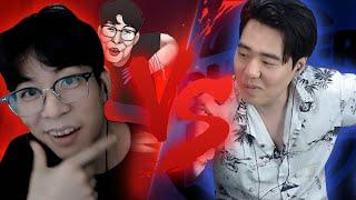 철권의 왕, 양정 버거'킹' 쌍베와의 한 판|룩삼 VS…