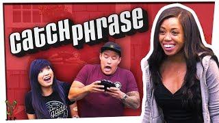 Josh Doesn't Know Missy Elliott? | Catchphrase ft. Boze