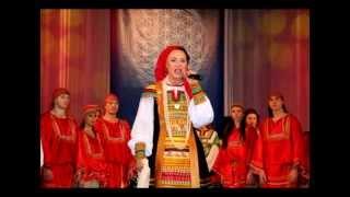 Песня о России поёт Надежда Бабкина(
