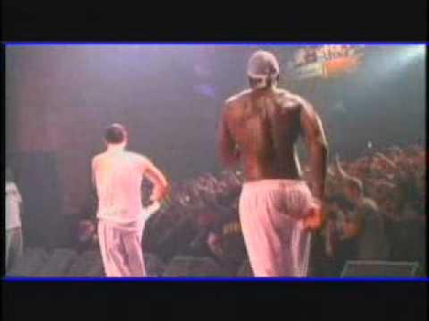 50 Cent Ft Eminem Dr Dre live.wmv