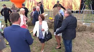 Dożynki Gminne i Wojewódzkie   2 - 3  września  2017r w Urazie gm. Oborniki Śląskie.