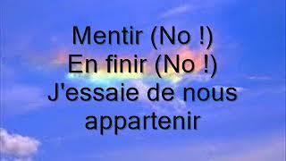 Louane-No   Paroles Lyrics
