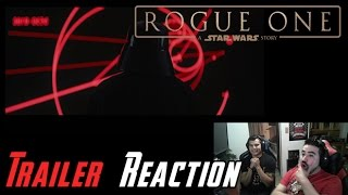 Star Wars Rogue One Angry Trailer #2 Reaction