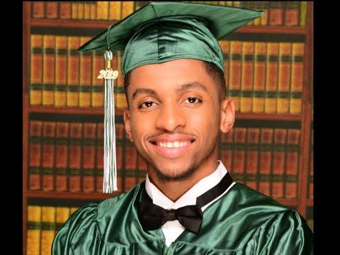"2019-05-21 - Belair Baptist Christian Academy 2019 H.S. Graduation - Jordan in ""The Salutatorian"""