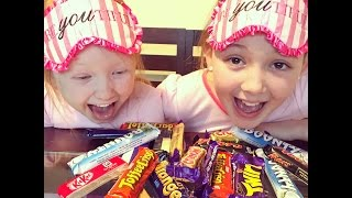 *FRIDAY CHALLENGE* Chocolate Challenge plus HILARIOUS spelling mistake!!