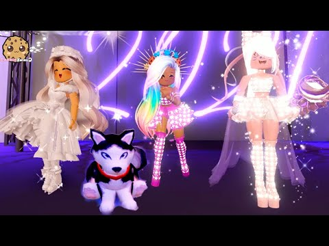 Helping Lost Puppies Cookie Swirl C Royale High Roblox