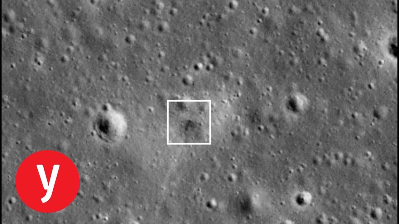 """חשיפת נאס""""א: זה מקום התרסקות החללית בראשית"""