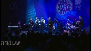 "The Manhattan Transfer ""Route 66"" Live At Java Jazz Festival 2008"