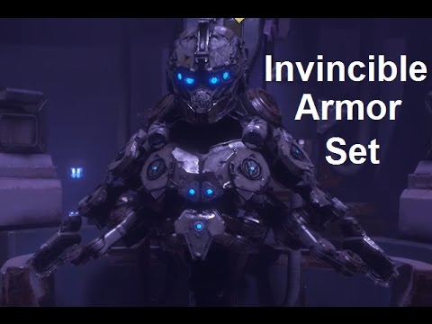 Horizon Zero Dawn - Ancient Armory Sidequest - All Power Cell Locations