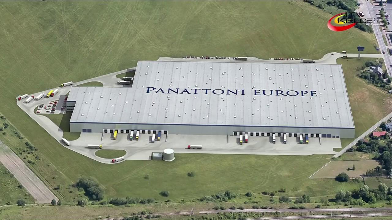 Inwestycja Vive Group i Panattoni Europe w Kielcach – ITV Kielce