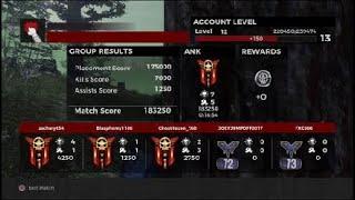 H1Z1: Squad win Rank 1