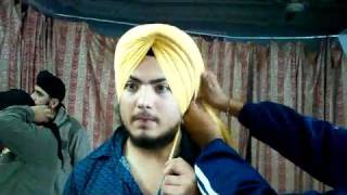 how 2 tie an impressive turban