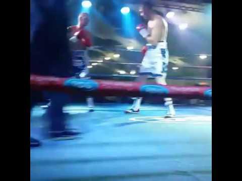 Tommy Osthuizen vs Daniel Bruwer