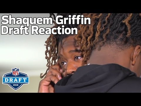 Shaquem Griffin & Family Find Out He is Drafted by the Seahawks | NFL