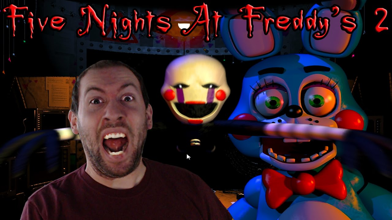 Five nights at freddy s 2 demo gameplay part 1 night 1 and the