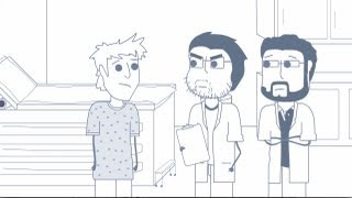 Rooster Teeth Animated Adventures - Gavin's Has Brain Problems thumbnail