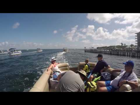 Destin 2016 - Crab Island