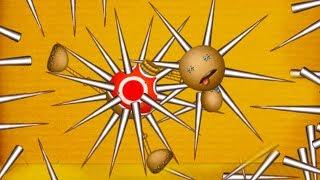 ГРИБЫ и ИГОЛКИ против АНТИСТРЕССА ДЖИН и роллы в Эксперименте с игрушкой 38 крутилкины
