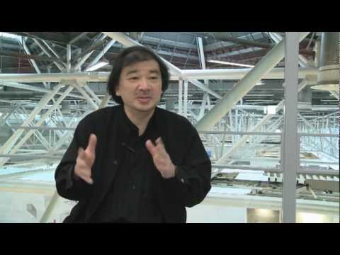 The emergency architecture of Shigeru Ban