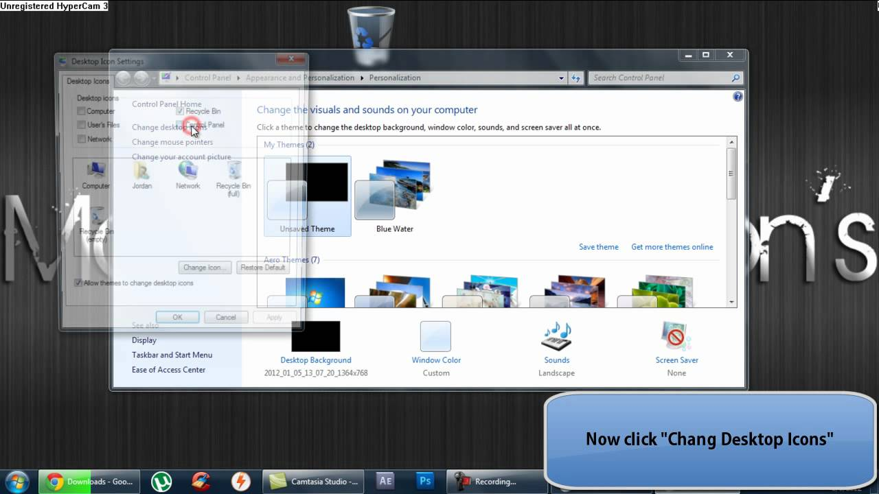 Windows 7 Where Is The Recycle Bin On My Pc - How to delete recycling bin windows 7