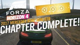 Forza Horizon 4 2017 Mercedes Benz AMG GTR World S Fastest Rentals