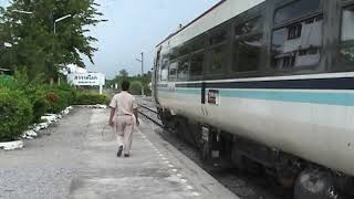 【タイ気動車特急】Limited express Thailand Railway กรุงเทพฯ