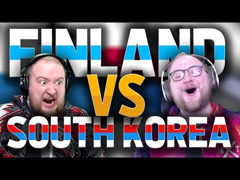 Jayne Casts Finland vs South Korea | Overwatch World Cup Qualifiers (Incheon, Day 1)