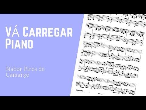 "<span class=""title"">VA CARREGAR PIANO  |VIDEO-PARTITURA|</span>"