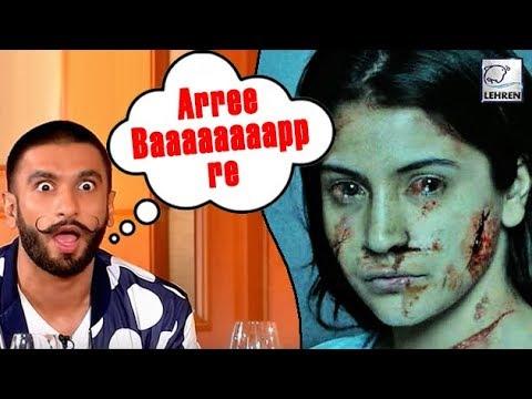 Ranveer Singh's SHOCKING Comment On Ex Anushka Sharma's Pari Teaser | LehrenTV